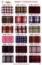 Linen School Uniform Shirting Fabric