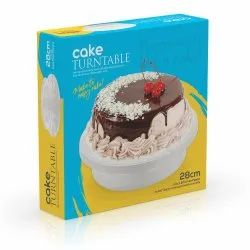 Cake Turntable 28cm / 11 Inch
