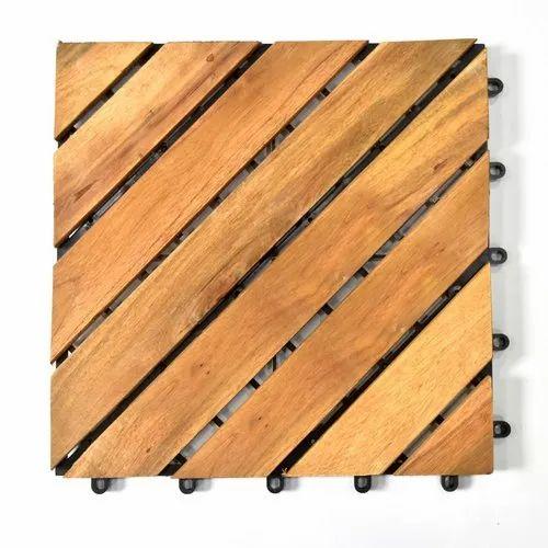 Composite Deck Tile AGDT03