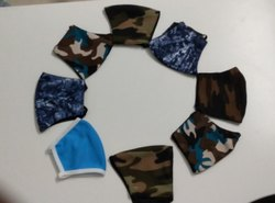 Camouflage Printed Reusable Washable Face Mask
