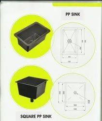 PP (Polypropylene ) Sink