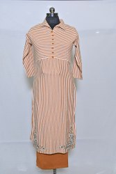K-11 Ladies Kurti With Palazzo