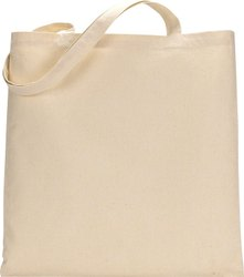 Natural Unprocessed Organic Cotton Veggies Tote Bag