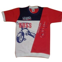 Nannuins Kids Printed Cotton T-Shirt
