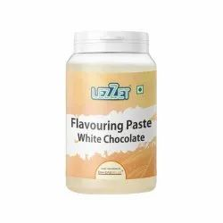 Lezzet Flavouring Paste (White Chocolate)- Bakersville India Pvt Ltd, Packaging Size: 125gm
