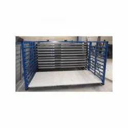Horizontal sheet Storage Rack