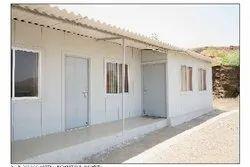 Temporary Prefabricated Site Office