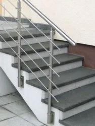 Residential Stainless Steel Railings