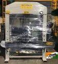 Motor & Hand  Operating Hydraulic Press 100 Ton
