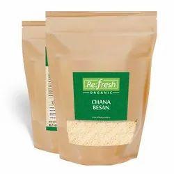 Organic Chana Besan, Flour