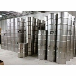 1mm To 1.5 Mm Stainless Steel Shipping Drums, For Pharmaceutical / Chemical Industry, 18 Kg To 29 Kg