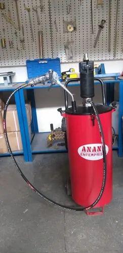 Pneumatic Grease Pump- 25 Kg