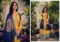 Shahnaz Arts Panihari Pashmina Winter Suits Catalog Collection