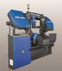 ITM-460LMGS - Semi-Automatic Double Column Bandsaw Machine On Lmg