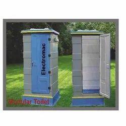 FRP Portable Modular Toilet