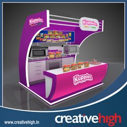 Stall Designing Services, For Promotional, Pan India