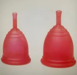 Soft Silicone Menstrual Cup