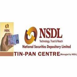 Online NSDL PAN Card Service