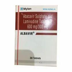 Abacavir   Lamivudine Albavir