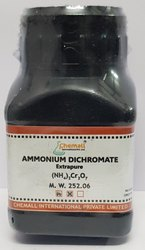 AMMONIUM DI CHROMATE, For Testing, Grade: Lr & Ar