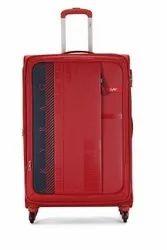 Polyester AIRWAY59 CM Skybags Red Airway Trolley Bag