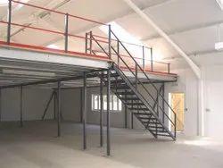 Storage Platform Mezzanine Floor