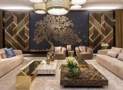 1-2 Month Interior Design, Work Provided: Wood Work & Furniture