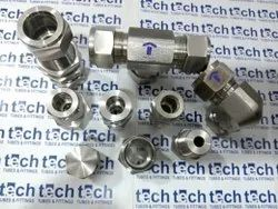 Incoloy Compression Fittings