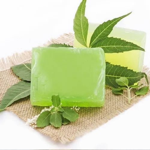 Natural Herbal Soap Makes Cleaning Much Easier On The Skin