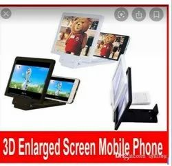 3D Enlarged Screen Mobile Phone