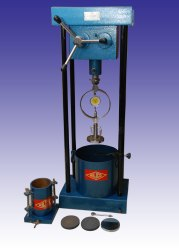 Rajco Swell Test Apparatus