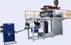 PP TQ Blown Film Extrusion Machinery