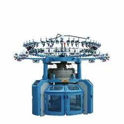 Double Jersey Circular Knitting Machine