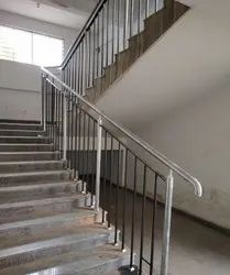 Stair Stainless Steel School Collage Safety Railing