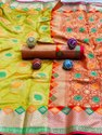 Party Wear Ethnic Silk Saree