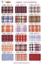 20017 School Uniform Shirting Fabric