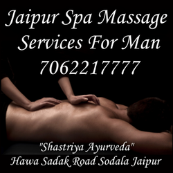 Women 1 Hour Spa Massage For Men Jaipur, centre