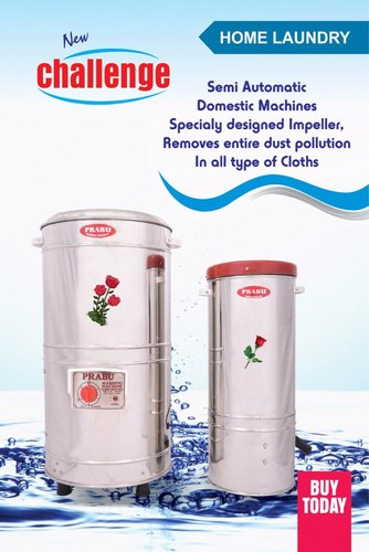 Prabhu 5 Kg Domestic Washing Machine