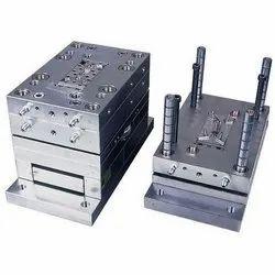 Mild Steel Plastic Die Mould, Packaging Type: Box