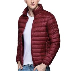Full Sleeve Casual Jackets Men's Stylish Puffer Jacket