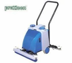Automatic Floor Cleaning and Mopping Machine