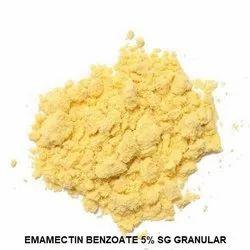 EMAMECTIN BENZOATE 5% SG GRANULAR