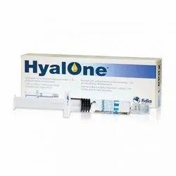 HYALONE Injection Hyaluronic Acid 60mg, 4 Ml In 1 Vial, Prescription