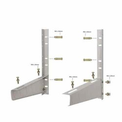 Steel AC Stands