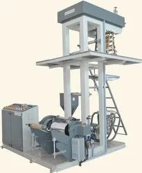 Single Layer Biodegradable Extrusion Blown Film Machinery