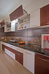 Laminated Modular Kitchens