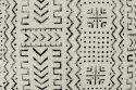 Block Printed Cushion Cover Decorative Pillow Cover Mud Cloth Cotton Cushion Case