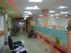 Corporation Bank Interior Designing Service