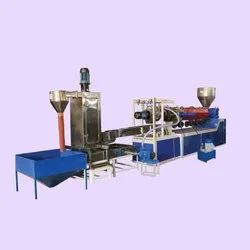 Plastic Recycling Reprocessing Machine