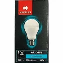 Havells Ceramic 9W Hevells LED Bulb